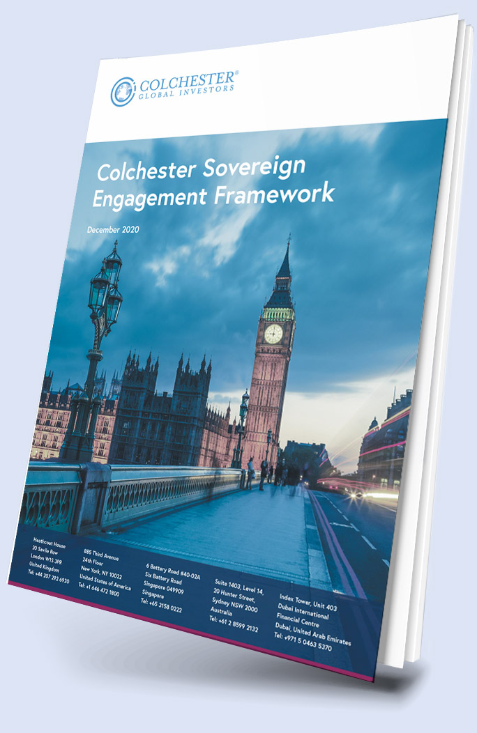 Sovereign Engagement